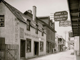 Dodges Old Curiosity Shop, St. George Street, St. Augustine, Fla. Prints