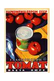 Tomato Paste Prints