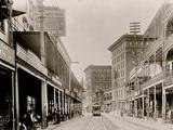 St. Charles St. I.E. Saint Charles Avenue, New Orleans, Louisiana Photo