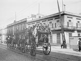 Funeral Car, Havana, Cuba Photo