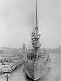 U.S.S. New Orleans at Brooklyn Navy Yard Photo