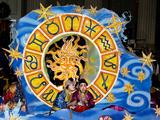 Astrology Float Mardi Gras Parade Photo by Carol Highsmith