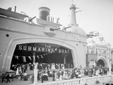 Submarine Boat Bldg., Coney Island, N.Y. Photo