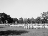 Battalion Passing in Review, West Point, N.Y. Photo