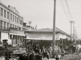 French Market, New Orleans, La. Photo