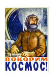 Let's Conquer Space Poster