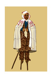 Stiled Citizen of Guyenne Print by Elizabeth Whitney Moffat