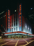 Radio City Music Hall Photo by Carol Highsmith