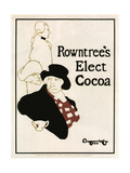 Rowntree's Cocoa Art by J & W Beggarstaff