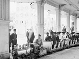 Miniature Railway, Coney Island, New York Photo