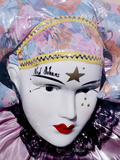 Mardi Gras Mask Photo by Carol Highsmith
