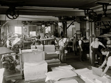 Press, Richmond Backus Co., Detroit, Mich. Photo
