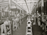 Assembling Room, Leland Faulconer Manufacturing Co., Detroit, Mich. Photo