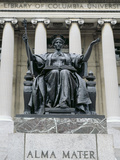 Carol Highsmith - Alma Mater Chester French - Photo