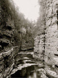Entrance to Flume, Ausable Chasm, N.Y. Photo