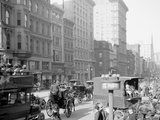 Fifth Avenue and Forty-Second Street, New York, N.Y. Photo