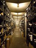 Wine Cellar at Venerable Antoine's Restaurant Photo by Carol Highsmith