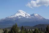Mount Shasta - Cascade Range - Siskiyou County, California Photo by Carol Highsmith