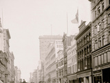 West Twenty-Third Street from Sixth Avenue, New York, N.Y. Photo