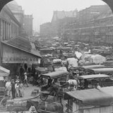 Quincy Market and Faneuil Hall 1907 Photo by H.C. White