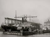Cramps I.E. William Cramp Sons Ship and Engine Building Company Shipyard, Philadelphia, PA Photo