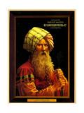 Cossacks Prefer Shakapnikov Cigarettes of T. Petersburg Prints
