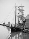 A Wharf, Gloucester, Mass. Photo