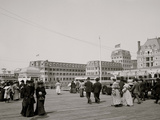 The Boardwalk, Atlantic City, New Jersey Prints