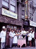 Sylvia's Soul Food Harlem Photo by Carol Highsmith