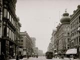 Main Street, Springfield, Mass. Foto