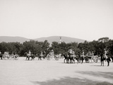 Light Artillery Drill, Horse Battery, Forward, West Point, N.Y. Photo