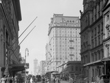 New York, N.Y., 42nd St., Looking West Photo