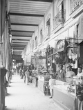 An Outside Corridor in the Mercado Tocon Havana, Cuba Photo