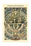 Ornament-Italian Renaissance Posters by  Racinet