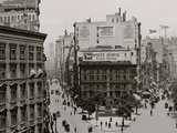 Up Broadway and Fifth Avenue, New York, N.Y. Photo
