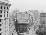 Panorama of Madison Square, New York, N.Y. Photo