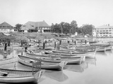 East Grand Rapids, Mich., Lakeside Club from Waterside, Reeds Lake Photo