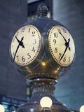 Clock Photo by Carol Highsmith