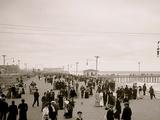 The Board Walk, Asbury Park, N.J. Photo