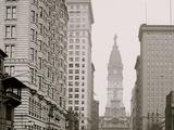 Broad Street, North from Locust Street, Philadelphia, Pa. Photo