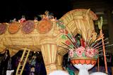 Trojan Horse, Mardi Gras Parade Photo by Carol Highsmith