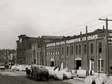 A Tobacco Warehouse, Louisville, Ky. Photo