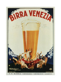 Birra Venezia Art by  Mauzan