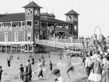 Gordon Park, Bathing Pavilion, Cleveland, Ohio Photo