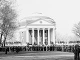 Inauguration Day, University of Virginia Photo