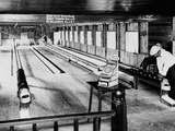 Olentangy Park Bowling Alleys, Columbus, Ohio Photo