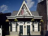 Bourbon Street Cottage Photo by Carol Highsmith