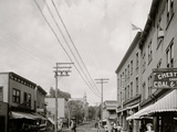 Saranac Lake, Broadway, Adirondacks, N.Y. Photo
