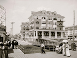St. Charles Hotel, Atlantic City, N.J. Photo