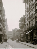 Pell Street, Chinatown, New York, N.Y. Photo
